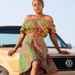 Doeks and Prints - Dintle African Print Wrap Skirt 2